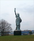 Image for Statue of Liberty - Rousínov, Czech Republic