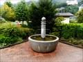 Image for Modern fountain - 2001 - Vaduz. Liechtenstein