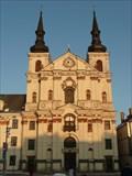 Image for Kostel sv. Ignáce z Loyoly / St. Ignatius of Loyola church, Jihlava, Czech Republic