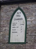 Image for TOLL HOUSE, YEALM BRIDGE
