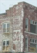Image for Oak-tanned soles 59¢ -- 105 S Emporia St., Wichita KS