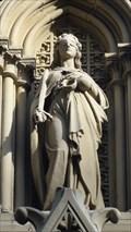 Image for Justitia on Sir Titus Salt Memorial – Bradford, UK