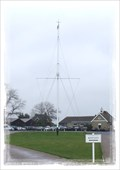 Image for Royal St George's Golf Club Flagpole - Sandwich Kent UK