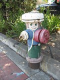 Image for Little Girl Hydrant - Belmont, CA