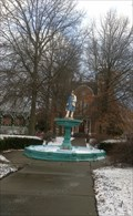 Image for Baker Memorial Fountain - Owego, NY