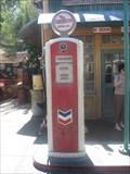 Image for Vintage Gas Pump - California Adventure, CA