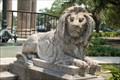 Image for City Park Peristyle Lions - New Orleans, LA