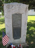 Image for Chase County World War I Memorial - Cottonwood Falls, Kansas