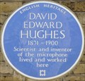 Image for David Edward Hughes - Great Portland Street, London, UK