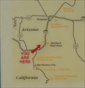 Image for Haviland Westbound Interstate 40 Rest Area Map #1