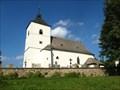 Image for kostel Nejsvetejší Trojice, Vysoké Studnice, Czech republic