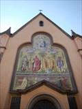 Image for Mosaik Dreiheiligenkirche, Innsbruck, Tirol, Austria