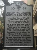 Image for 10-82 Jonathan Jasper Wright Law Office - Charleston, SC