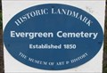 Image for Evergreen Cemetery - Santa Cruz, CA