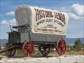 Image for Historic Genoa Wagon - Minden, NV