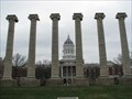 Image for The Columns - University of Missouri - Columbia, Missouri