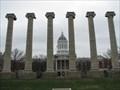 Image for The Columns - University of Missouri - Columbia, Missouri
