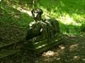 Image for Dve sfingy v zámeckém parku / Two sphinxes in the park - Budišov, okres Trebíc, CZ