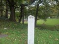 Image for NY boundary marker 31F westbound