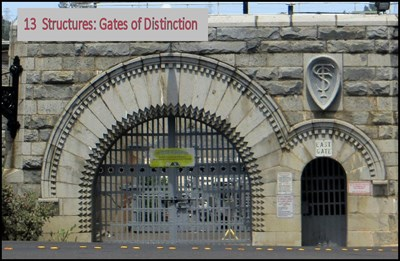 Dept. 13 Gates of Distinction