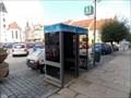 Image for Payphone / Telefonní automat - nám. Svobody, Vodnany, okres Strakonice,  CZ