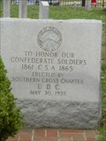 Image for Memorial To Confederate Soldiers - Salem, Virginia