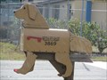 Image for Golden Retriever Mailbox - Lecanto, FL