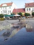 Image for Water-sprite Valentine fountain - Trencin, Slovakia