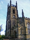 Image for Bell Tower, St. Mary's Church, Greasbrough, Rotherham, UK.