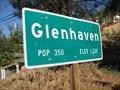 Image for Glenhaven, CA - Pop: 350