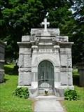 Image for Owen Mausoleum - Mount Mora Cemetery - St. Joseph, Mo.