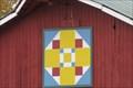 Image for Grandpa's Barn Quilt - Mt. Pleasant, IA