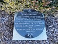 Image for 1997 Hindu Marathon City of Peace Plaque – Bradford, UK
