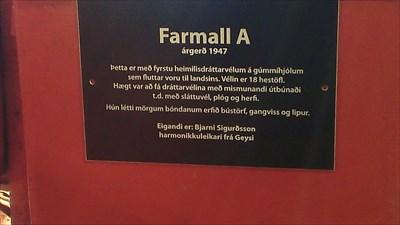 ...description plaque.