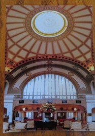 Grand Dome & Lobby - Chattanooga