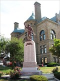 Image for Spirit of the American Doughboy - Hartford City, Indiana