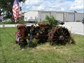 Image for Second Hand Rose - Old Tractor - Lakeland FL