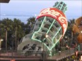 Image for SF Giants Coca-Cola Bottle - San Francisco, CA
