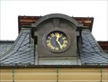 Image for Chateau Clock - Kosmonosy, Czech Republic