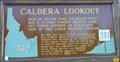 Image for #391 - Caldera Lookout