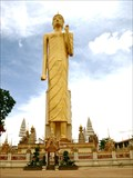Image for Phra Buddha Rattana Mongkol Maha Munee—Roi-Et Town, Roi-Et Province, Thailand.