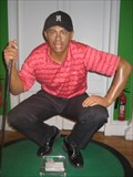 Image for Tiger Woods - Wax statue - London