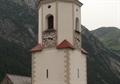 Image for Uhr Wallfahrtskirche Bschlabs, Tirol, Austria