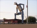 Image for Muffler Man Cowboy - Canyon, TX