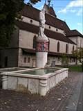 Image for Wettsteinbrunnen - Basel, Switzerland