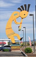 Image for World's Largest Kokopelli
