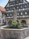 Image for Rathausbrunnen Pfullingen, Germany, BW