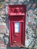 Image for Victorian Post Box, Lustleigh, Devon