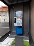 Image for Telefonní automat,  Horaždovice, okres Klatovy, CZ
