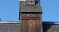 Image for Clock of Gustav Adolf Stave Church - Hahnenklee, Germany